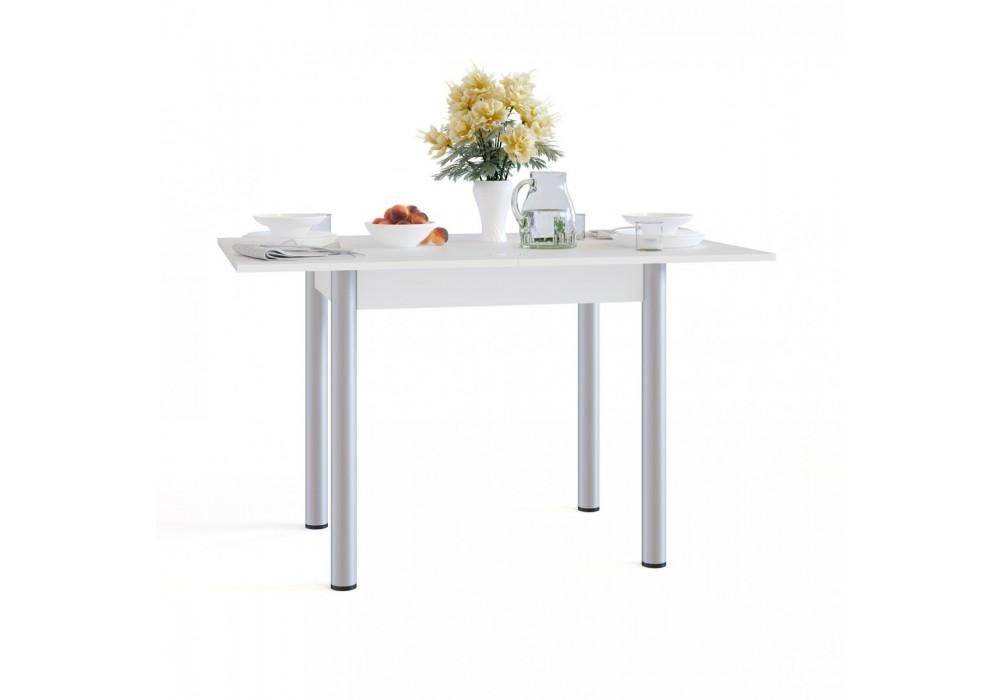 Стол обеденный Сокол СО-1м белый