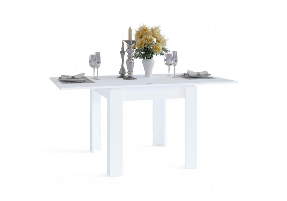 Стол обеденный Сокол СО-2 белый