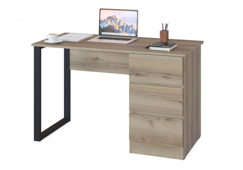 Стол письменный Сокол СПм-205 дуб делано