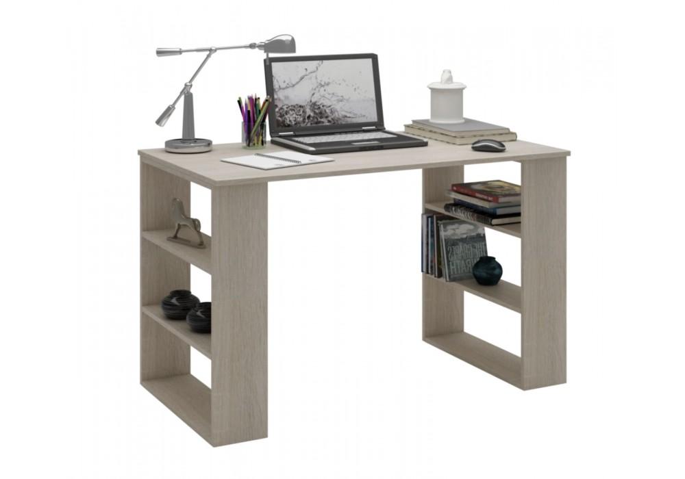Стол письменный MFMaster Рикс-7 (дуб сонома)