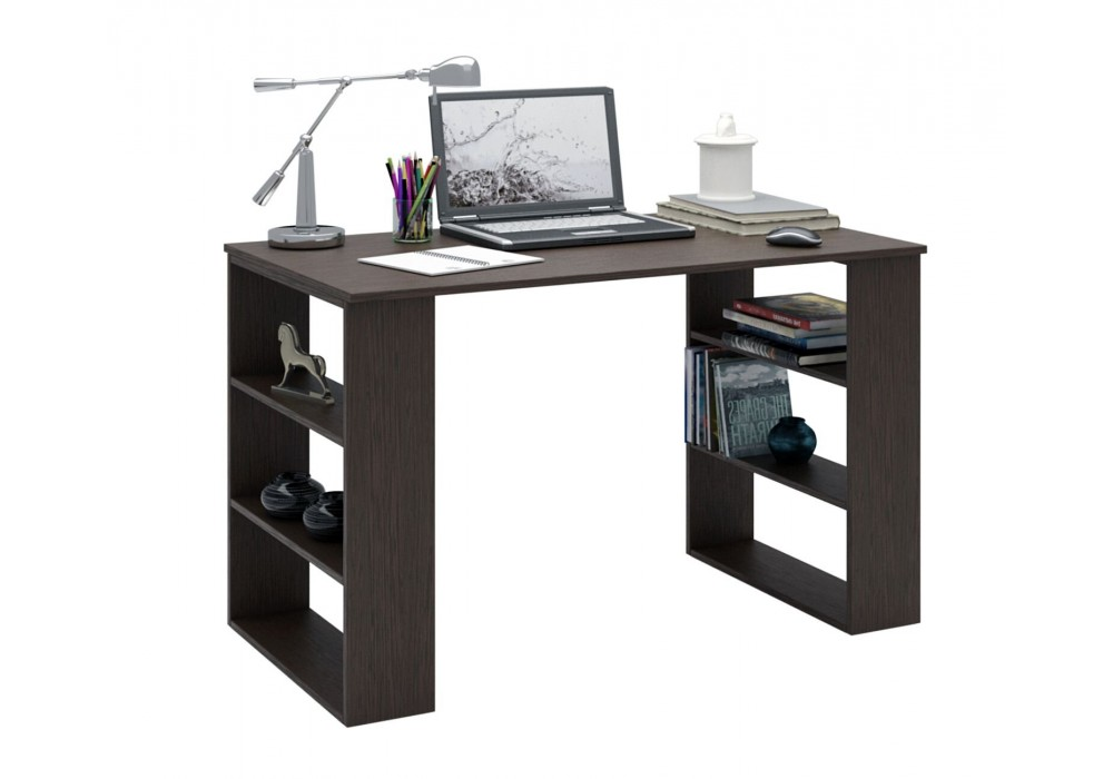 Стол письменный MFMaster Рикс-7 (венге)