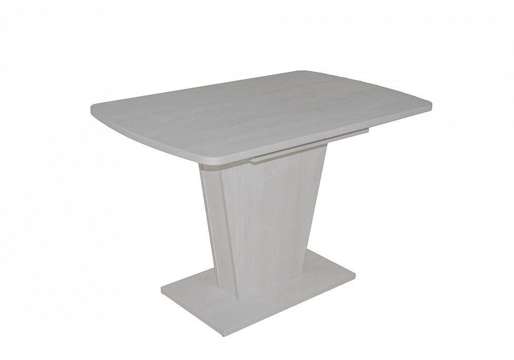 Стол раздвижной на опоре Sheldon, 1180(1570)*720*760, (сосна каньон)