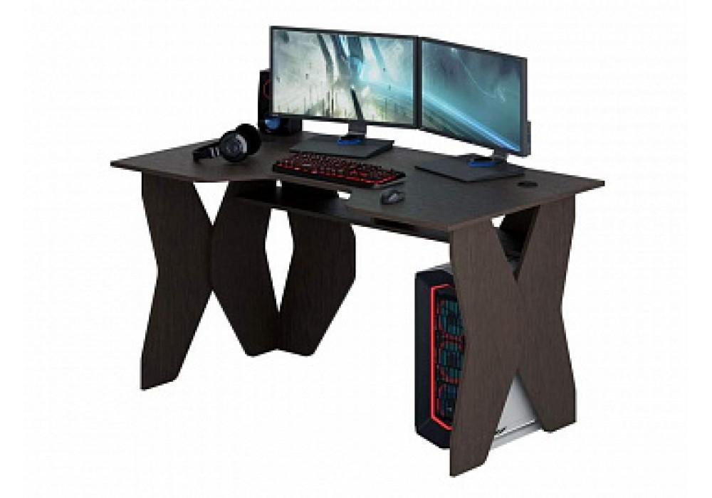 Стол игровой MFMaster Форсаж-1 (венге)