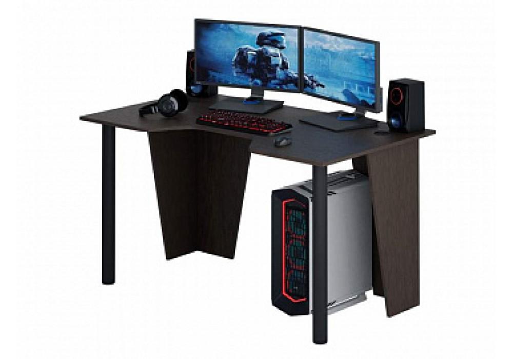 Стол игровой MFMaster Форсаж-2 (венге)