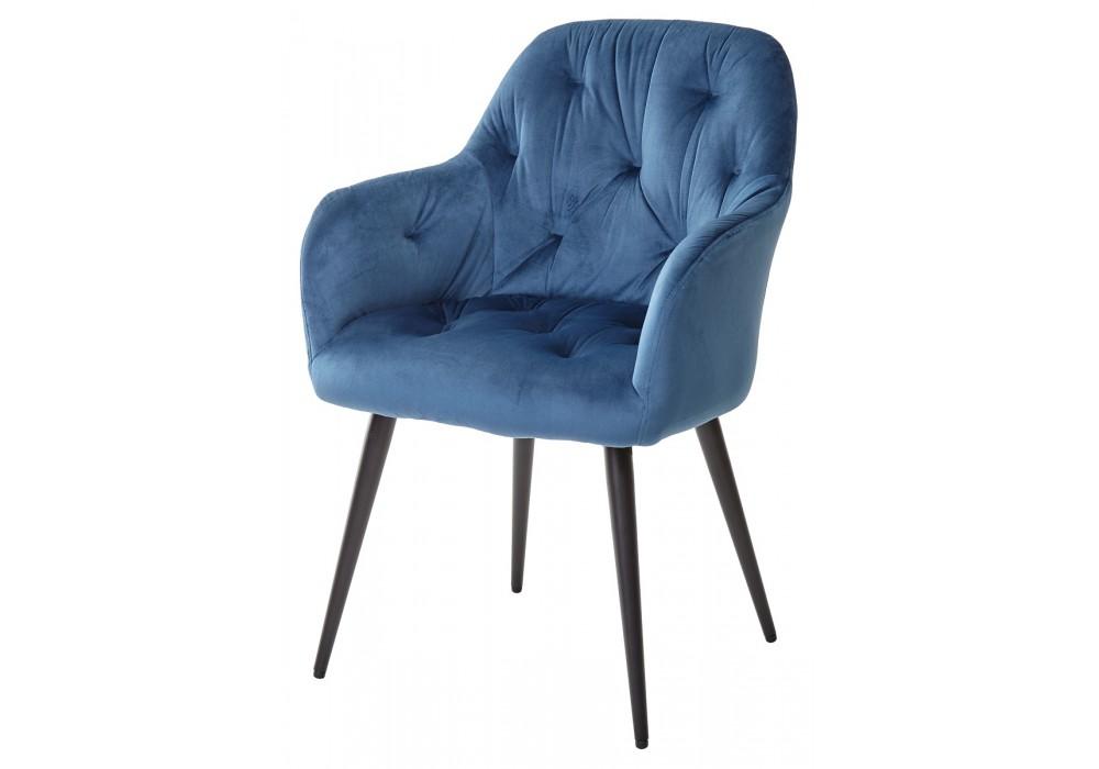 Стул ARABIS ASH BLUE (Синий пепельный)
