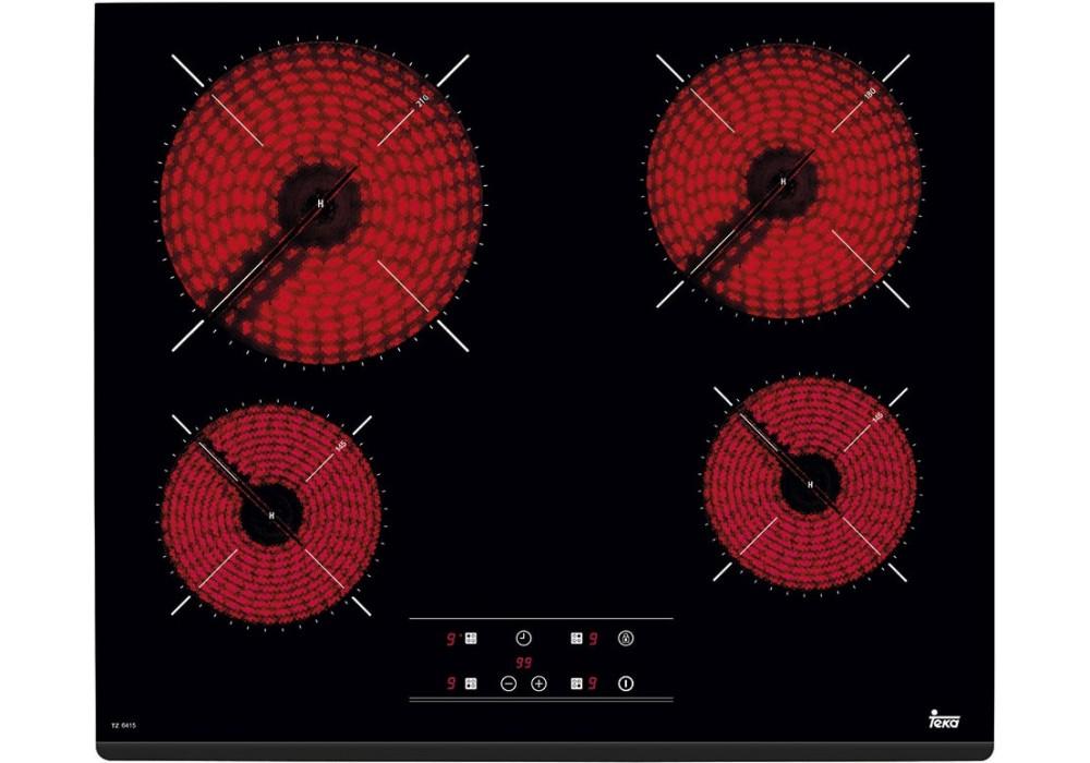 Поверхность стеклокерамическая TEKA TZ 6415