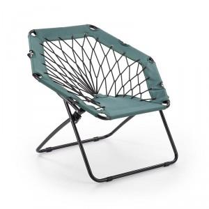 Кресло HALMAR WIDGET темно-зеленый