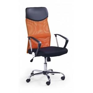 Кресло компьютерное HALMAR VIRE оранжевый