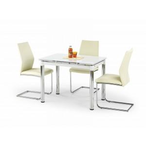 Стол обеденный Halmar LOGAN 2 (белый)
