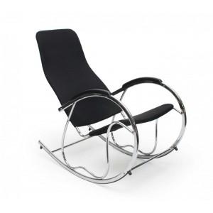 Кресло-качалка Halmar BEN 2 (черный)