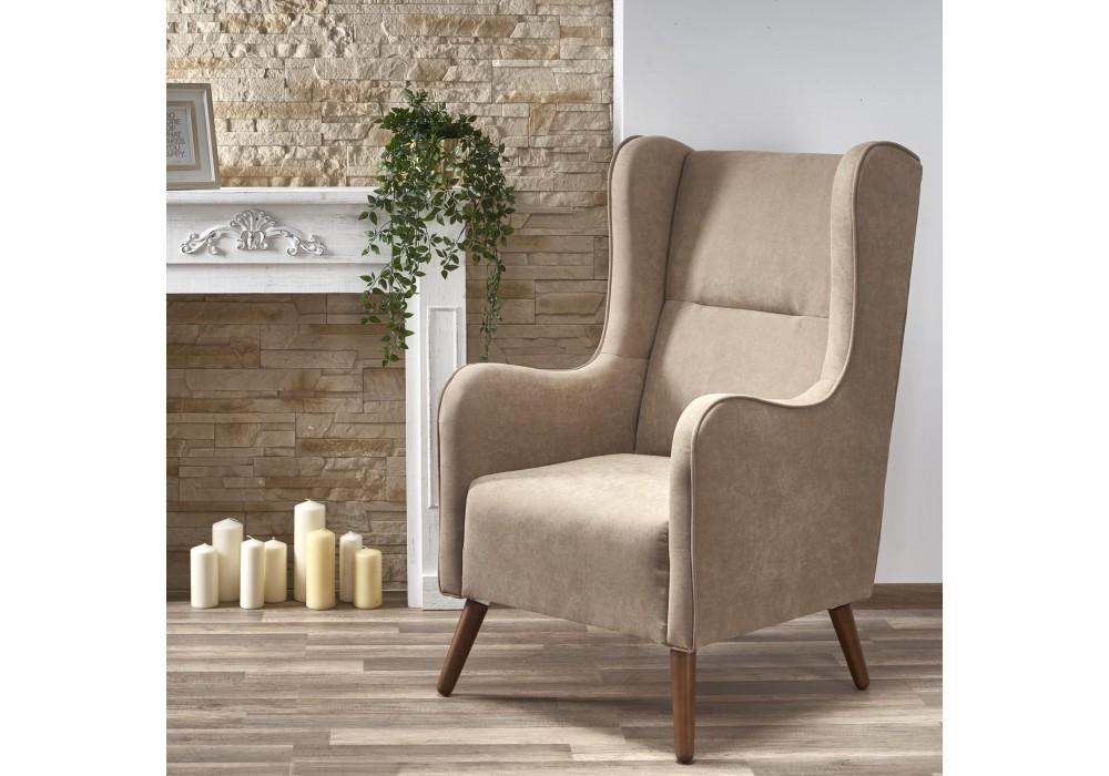 Кресло Halmar CHESTER (бежевый)