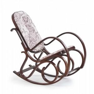 Кресло-качалка Halmar MAX II (орех)