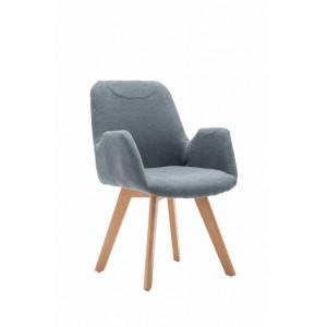 Кресло Halmar SAFARI (серый)