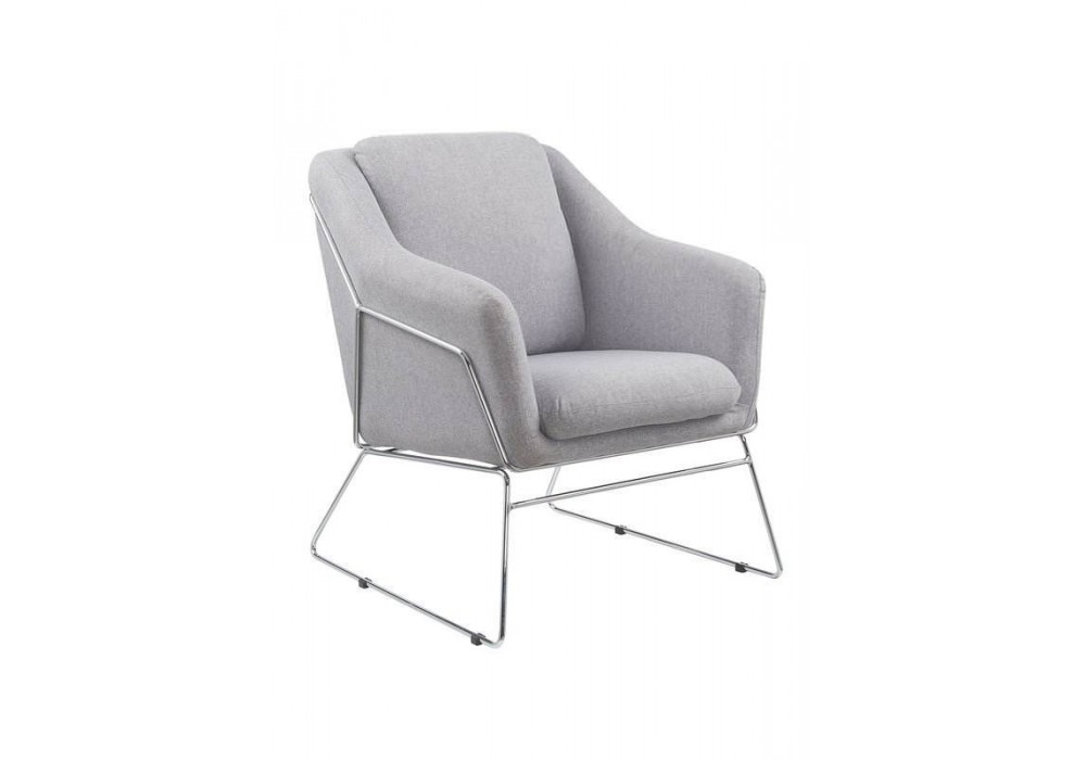 Кресло Halmar SOFT (серый)
