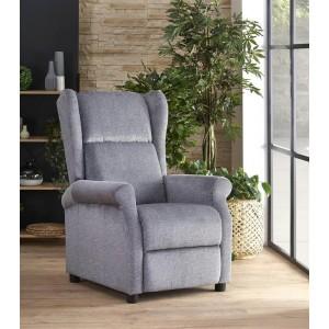 Кресло Halmar AGUSTIN (серый)